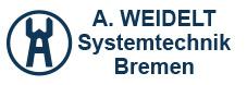 A. Weidelt Systemtechnik – Bremen Logo